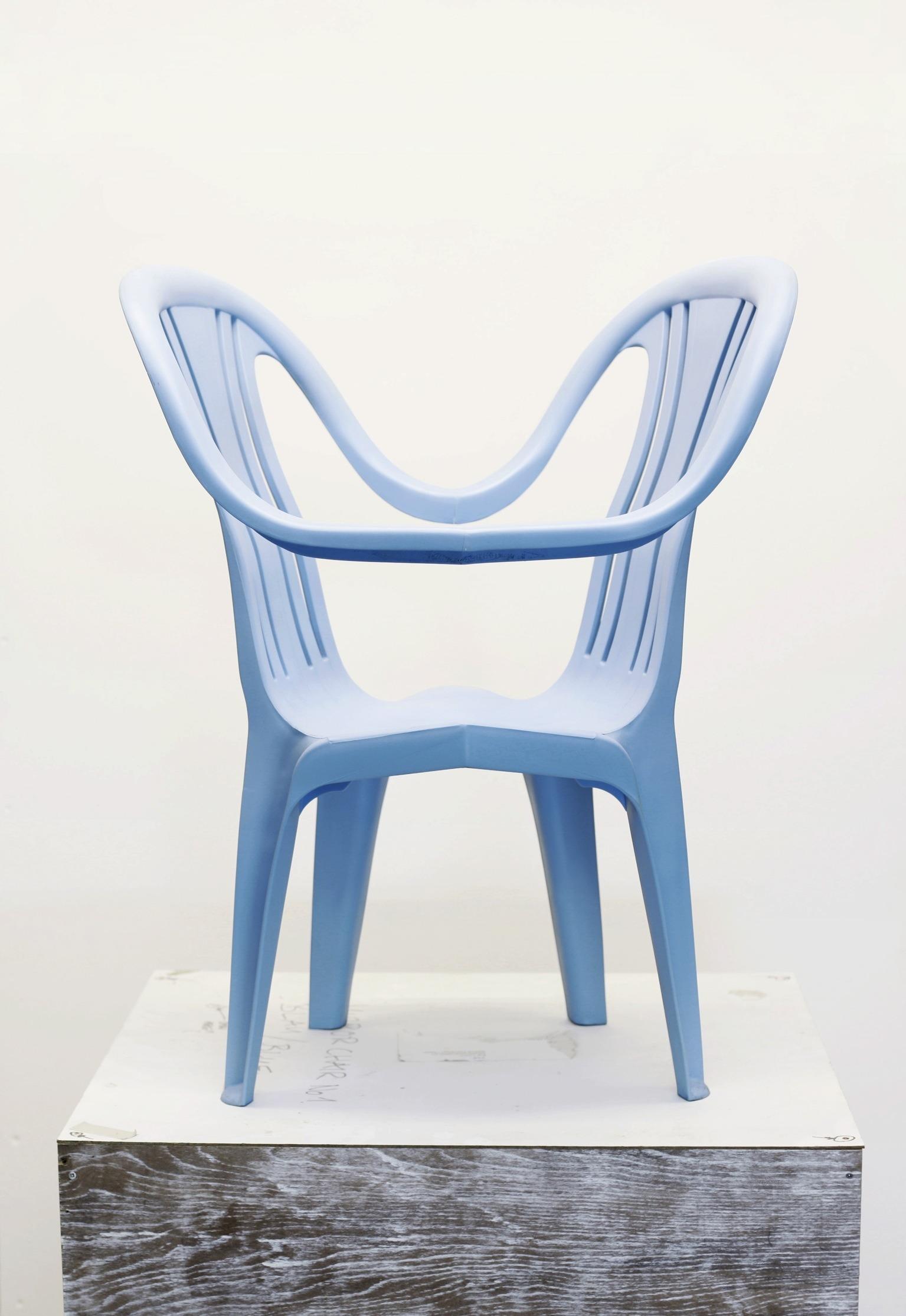 Superieur Mirror Chair